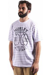 Camiseta Hurley All Star Branco