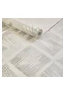 Papel De Parede Tnt Lavavel Geometrico Off White E Cinza