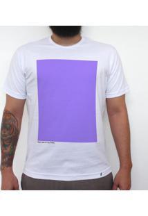 Purple Haze - Camiseta Clássica Masculina