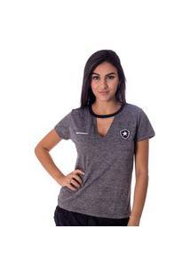 Camiseta Botafogo Pilus Feminina