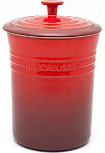 Porta Mantimentos Pequeno Vermelho Le Creuset