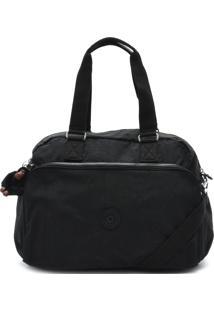 Bolsa Kipling Weekender July Bag Preta