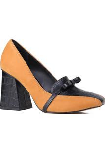 Sapato Loafer Zariff Salto Grosso