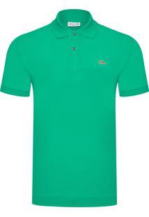 Polo Masculina Best - Verde