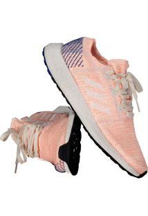 51a037bcf Fut Fanatics. Tênis Adidas Pureboost Element Feminino Rosa