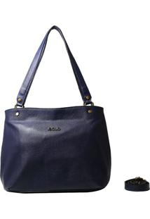 Bolsa De Couro Recuo Fashion Bag Tote Noturno