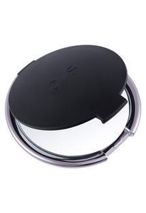 Espelho Compacto Redondo 1X E 2X Qvs