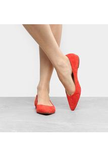 Sapatilha Shoestock Bico Fino - Feminino