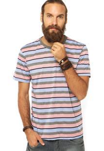 Camiseta Fiveblu Cinza