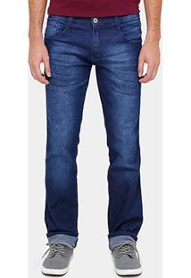 Calça Jeans Slim Fit Biotipo Estonada Masculina - Masculino