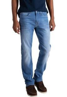 Calça Jeans Levis 514 Straight Masculina - Masculino-Azul