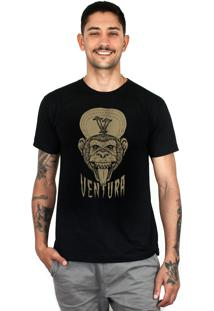 Camiseta Ventura Ape Preto