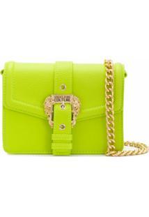 Versace Jeans Couture Bolsa Transversal - Verde