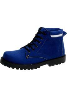 Bota Fearnothi Coturno970 Azul