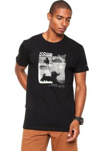 Camiseta Billabong The New West Preto