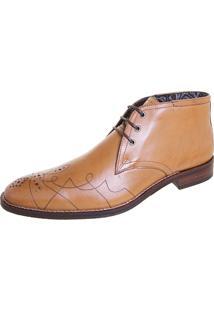 Sapato Ferracini Nouveaut Bege