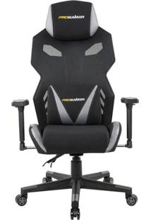 Cadeira Gamer Progamer Trooper Preta E Cinza