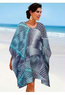 478177ef9663 Saída De Praia Azul Bonprix feminina | Shoelover