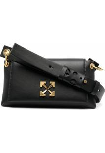 Off-White Arrow 19 Shoulder Bag - Preto