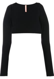No Ka' Oi Basic Shrug - Preto
