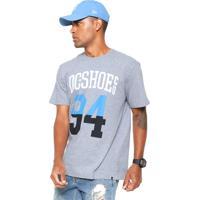 6d690de806 Camiseta Dc Shoes Gola Redonda masculina   El Hombre