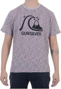 Camiseta Quiksilver Thanks - Masculino
