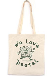 We Love Pastel - Bolsa De Lona