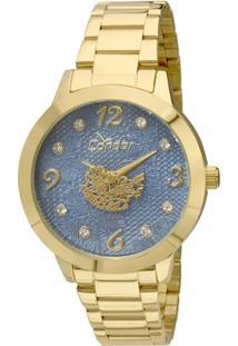 Relógio Condor Renda - Feminino