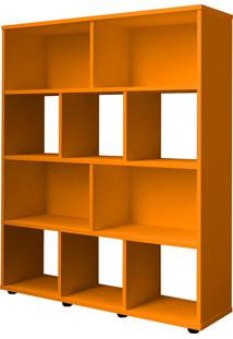 Estante Para Livros Book - Artely - Amarelo