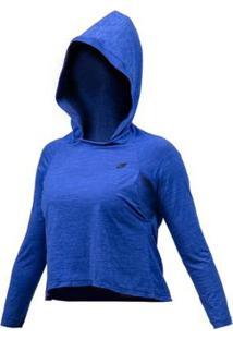 Camisa De Proteção Solar Mormaii Com Capuz Dry Comfort Feminina - Feminino