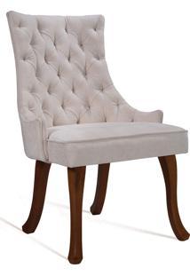 Cadeira Luis Xv 1118 Cru Daf
