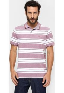 Camisa Polo Richards Harry - Masculino