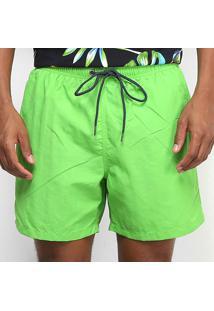 Bermuda Colcci Cordão Masculina - Masculino-Verde