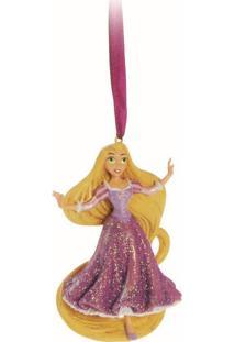Enfeite Para Arvore Disney Rapunzel 10 Cm