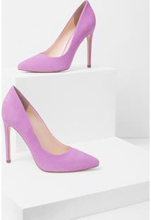 Sapato+Faccine+Scarpin+Rosa