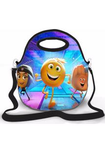 Bolsa Térmica Shop House Emoji Movie