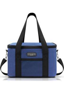 Bolsa Térmica Jacki Design Tam.Gg Lida Ahl16021-Az Azul T Un