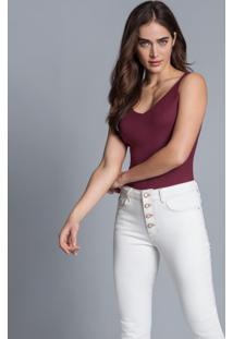 Calça Jeans Bootcut Malibu Branco Off White - Lez A Lez