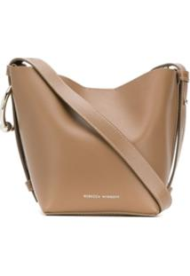 Rebecca Minkoff Bolsa Tiracolo Kate Mini - Neutro