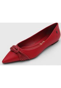 Sapatilha Santa Lolla Nã³ Vermelha - Vermelho - Feminino - Dafiti