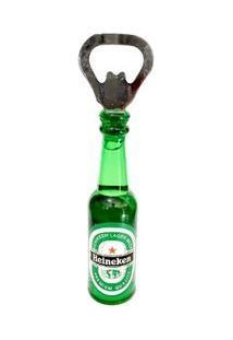 Abridor De Garrafa Cerveja Heineken Com Ima