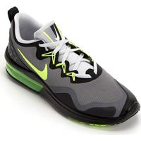 d75adc29a40 Tênis Nike Air Max Fury Masculino - Masculino-Cinza+Verde Limão