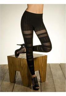 Legging Stripes Raschel Trifil (X06058/6058) Fio 40