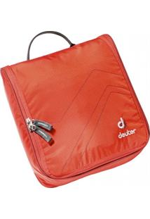 Necessaire Wash Center I Laranja - Deuter