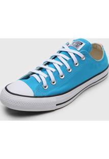 Tãªnis Converse Chuck Taylor All Star Azul - Azul - Feminino - Dafiti