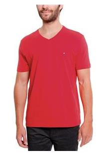 Camiseta Masculina Th0887883034 Tommy Hilfiger
