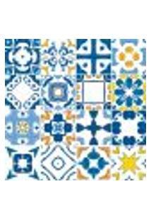 Adesivo De Azulejo - Ladrilho Hidráulico - 369Azge