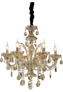 Lustre Lamp Show Belfast Cognac Dourado