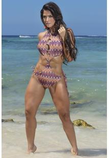 Maio Swimsuit Superhot Cartagena Estampado U