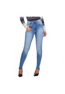 Calça Jeans Guess 1981 Skinny Clara